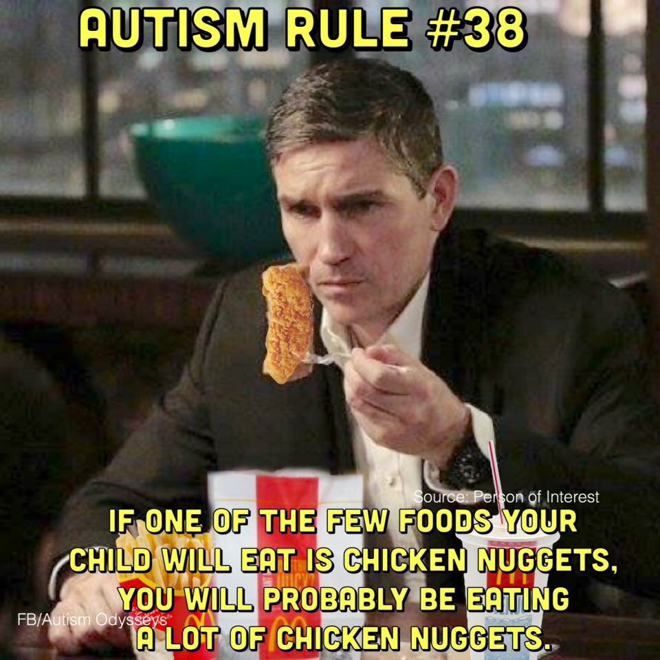 How To Get Autistic Child To Eat New Foods